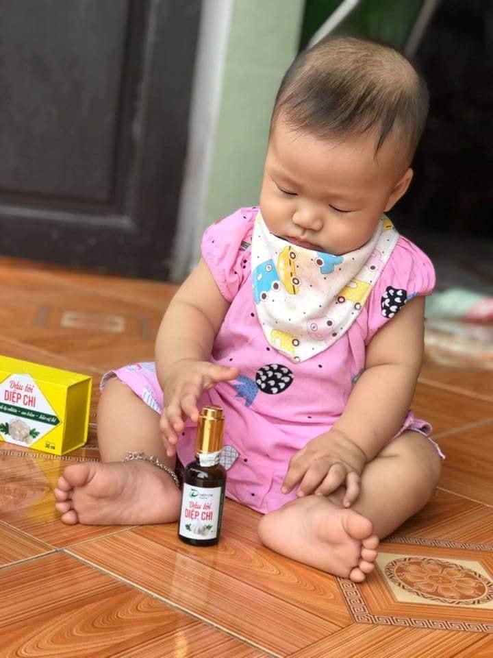 Hướng dẫn cách sử dụng dầu tỏi Diệp Chi